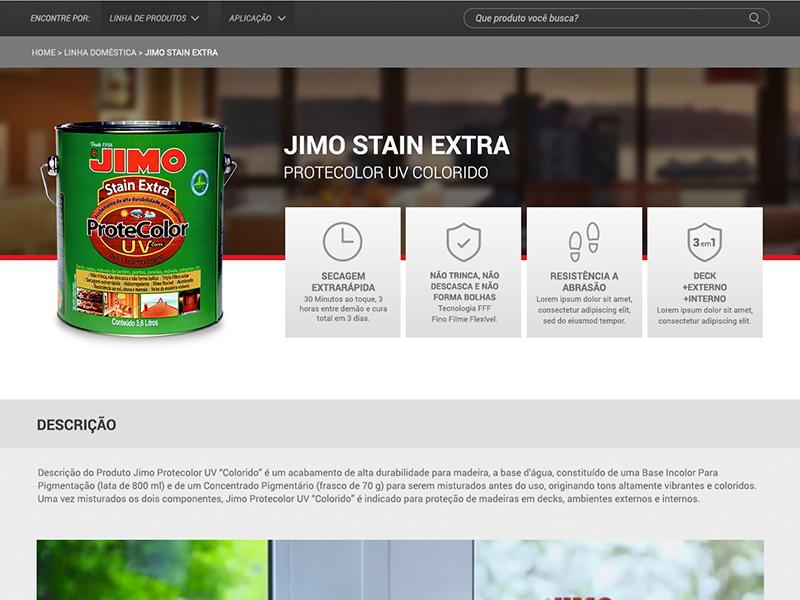 JIMO (site responsivo)
